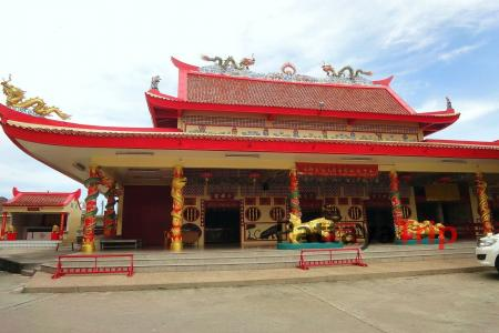 Храм Bang Neow Shrine на Пхукете