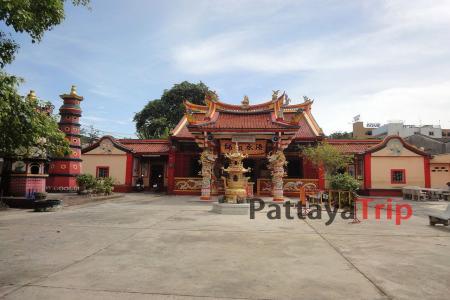 Hok Nguan Kung Shrine - китайский храм в Пхукет Тауне