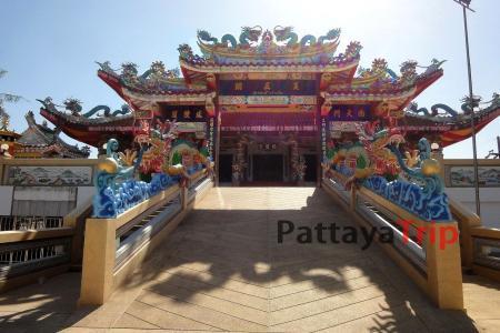 Tha Rua Shrine на Пхукете