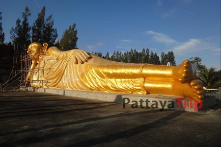 Wat Sri Sunthon - лежащий Будда на Пхукете