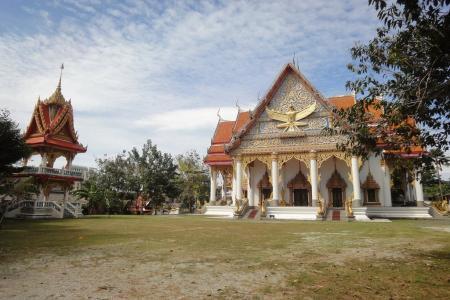 Храм - Wat Wichit Songkram (Пхукет)
