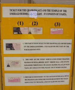 Билеты в Королевский дворец