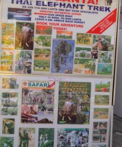 Состав экскурсии на Ланту с острова Пхи-Пхи
