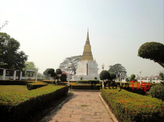 Chedi Phra Si Suriyothai