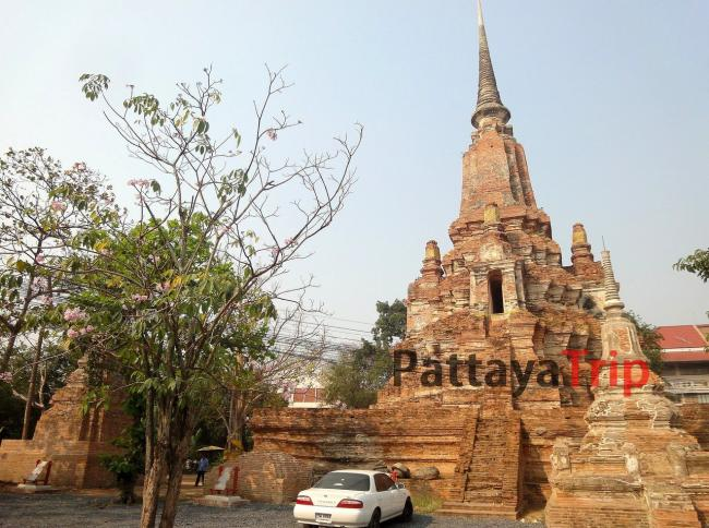 Храмы Аюттайи