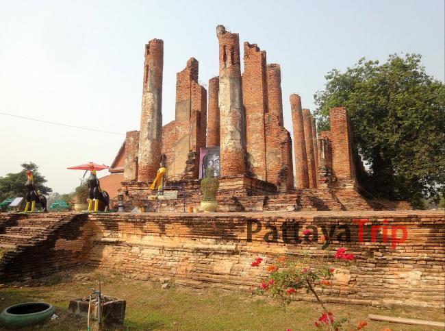 Wat Thammikkarat (Аюттая)