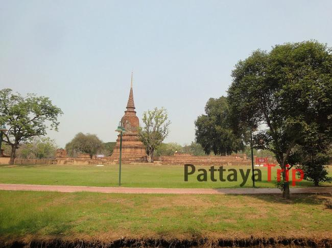 Исторический парк Аюттайи