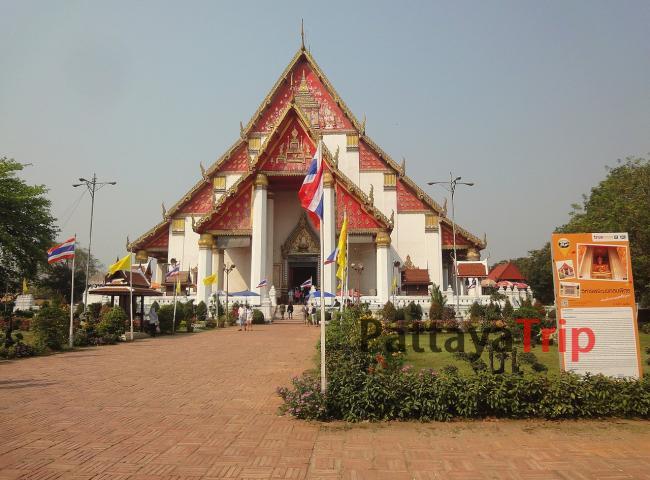 Viharn Phra Mongkol Bopit