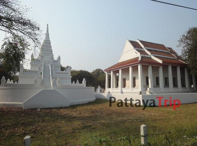 Auttaya Royal Palace