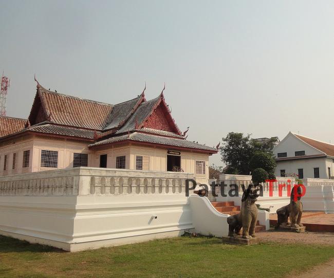 Chantharakasem National Museum