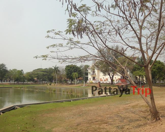 Национальный музей Chao Sam Phraya