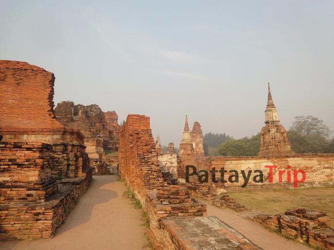 Достопримечательности Аюттаи (Таиланд)
