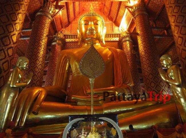 Wat Phanachoeng в Аюттайя (Тайланд)