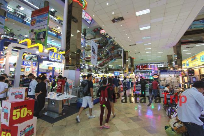 Пантип Плаза - магазин электроники в Бангкоке