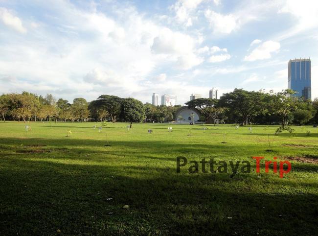 Люмпини парк в Бангкоке