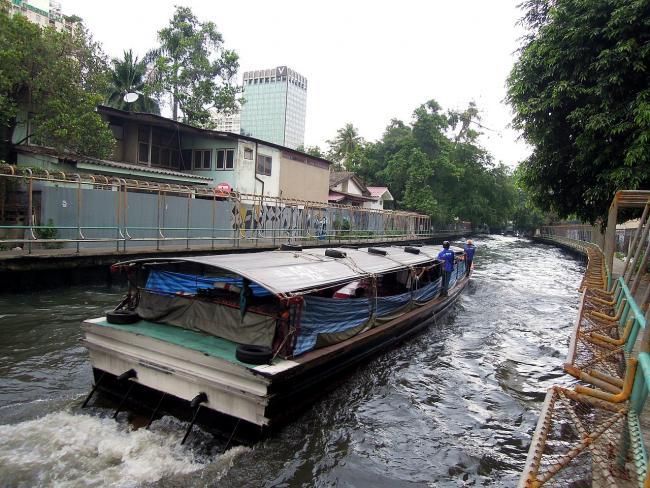 Express Boat по реке Чао Прайя