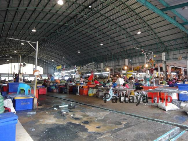 Рынок в Ча Ам (Таиланд)