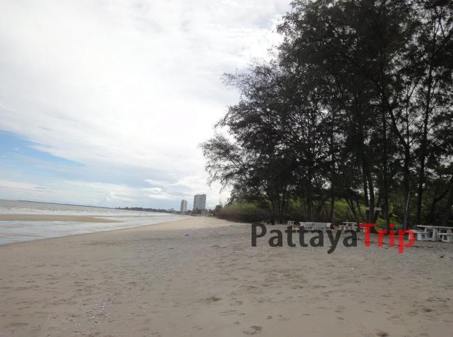 Пляж Thiang в Ча Ам