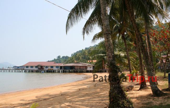 Западная часть Банг Бао