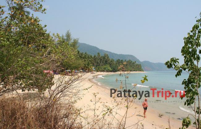 Южная часть Банг Бао