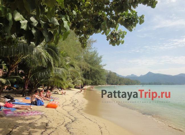 Пляж Chai Chet