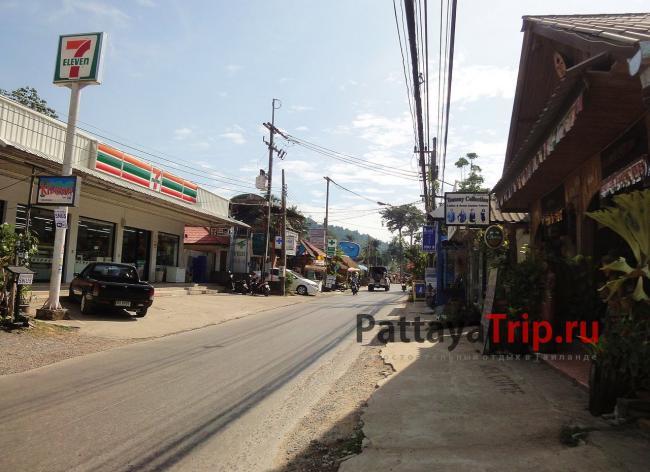 Городок Каи Бае на Ко Чанге