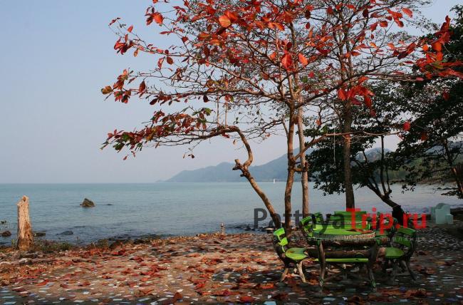 Пляж Pearl на Ко Чанге