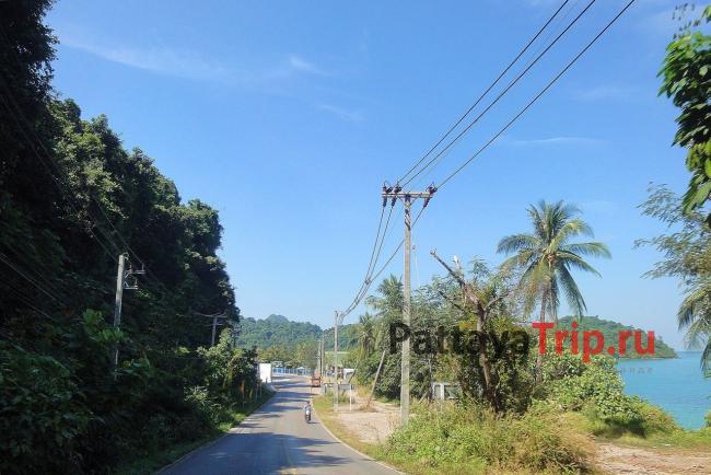 Восточное побережье Ко Чанга