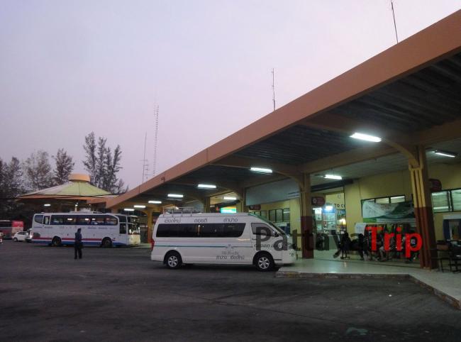 Автовокзал Чианг Мая