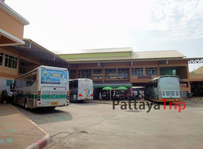 Автобус в Чианг Май