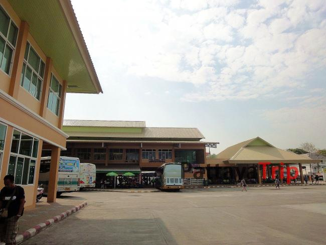 Bus Station 3