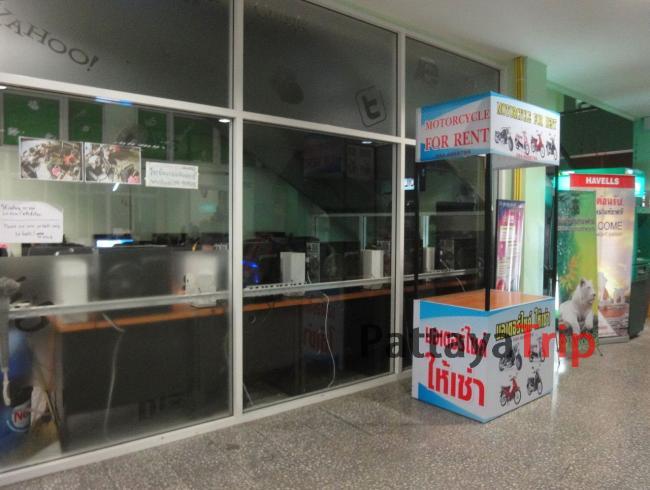 Второй этаж Bus Station 3