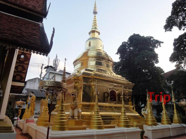 Wat Phra Sing - храм в Чианг Рай