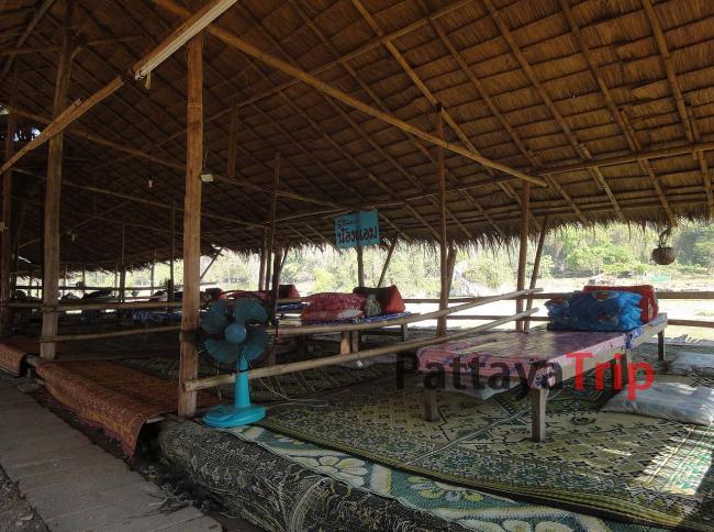 Услуги массажа на пляже Чианграй