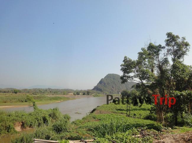 Река в Чианг Рай (Тайланд)