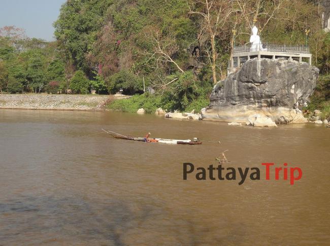 Река неподалеку от Чанграй