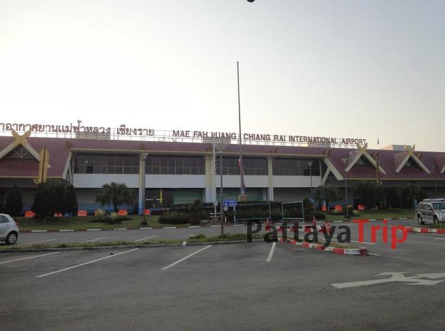 Аэропорт в Чианграй