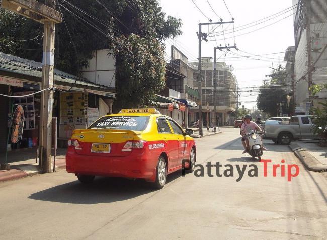 Кондиционированное такси в Чанг Рай
