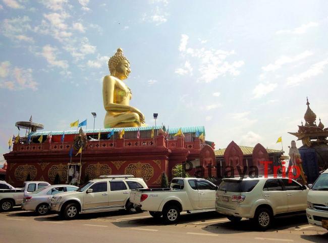 Большой Будда (Золотой треугольник)