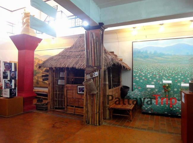 Музей Опиума в Золотом Треугольнике