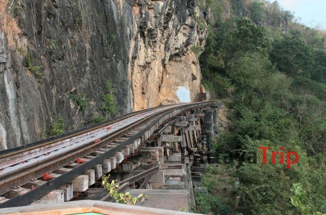 Железная дорога времён Второй Мировой войны