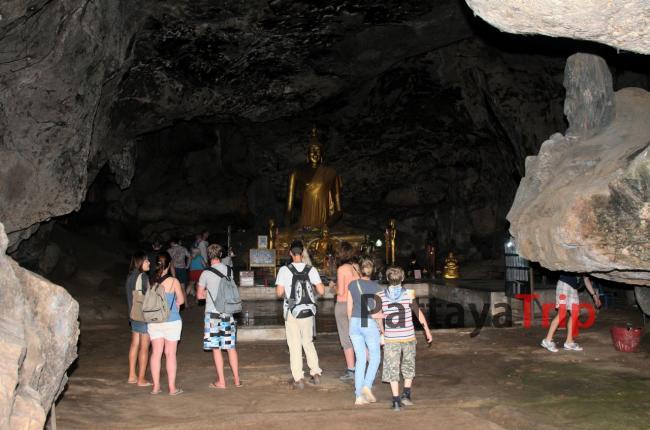 Пещера в Канчабури