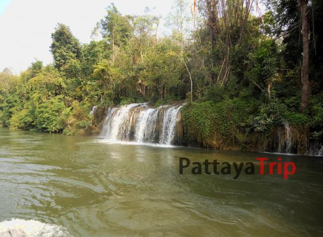 Водопад в Канчанабури