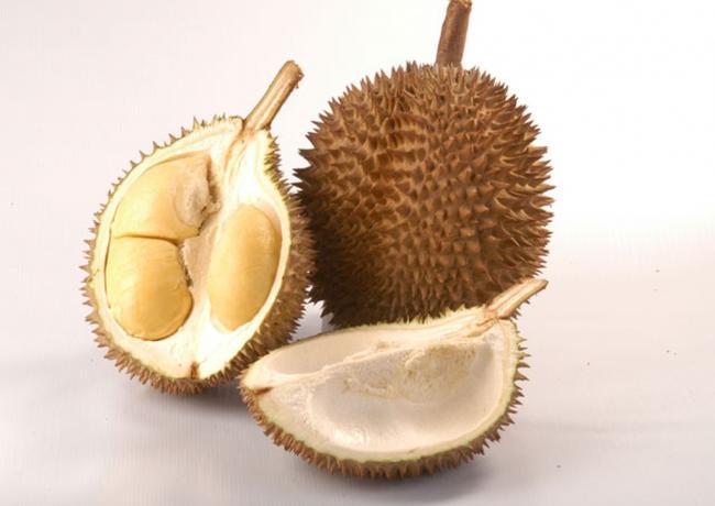 Дуриан - самый вонючий фрукт Тайланда
