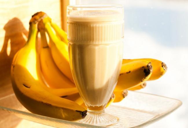 Банана шейк