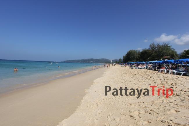 Пхукет - фото пляжа Карон
