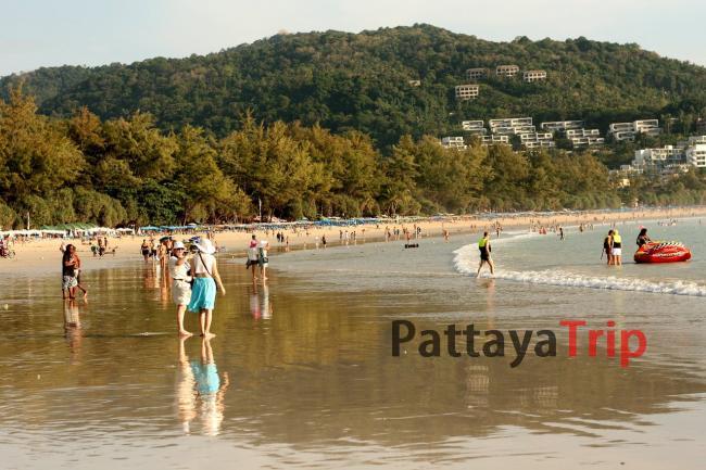 Пляж Ката (Пхукет, Тайланд)
