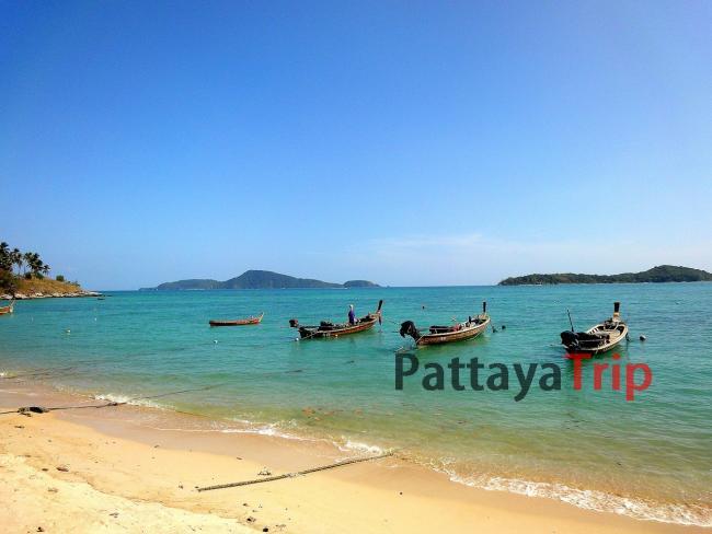 Пхукет - фото пляжа Равай