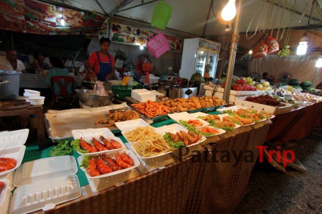 Пхукет - фото уличной кухни