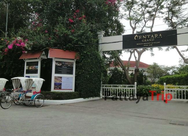 Отель Sofitel Centara Grand Resort & Villa